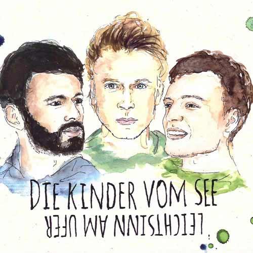 Die Kinder vom See - Leichtsinn am Ufer - Album - CD - 2017