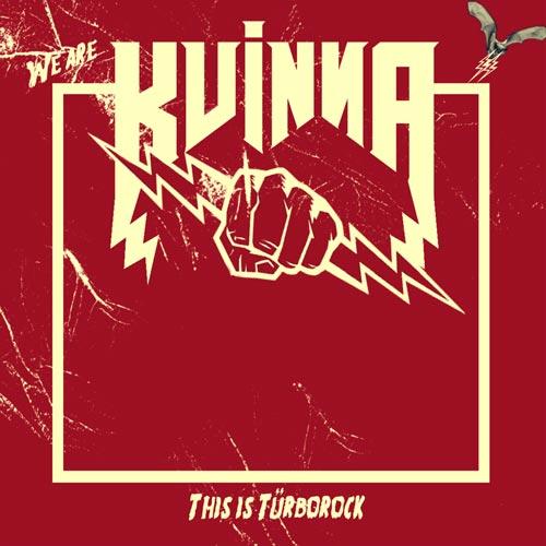 Kvinna - This is Türborock
