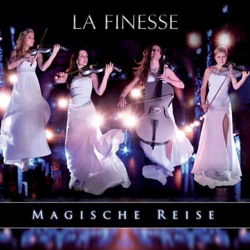 Musik Label Calygram - Artist - LA FINESSE - Pop