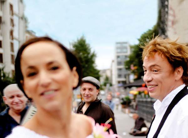 Musik Label Calygram - Artist - Sharon Brauner und Karsten Troyke - Folk