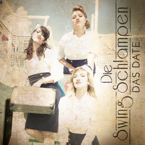 SwingSchlampen - Das Date - Album - CD - 2017