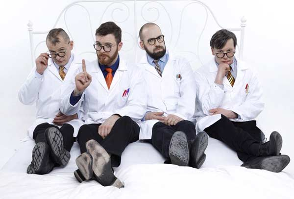 Musik Label Calygram - Artist - Unglaublicher Vorfall - Punk - Rock